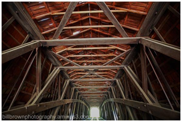 Bridgeport Covered Bridge - Photo 3