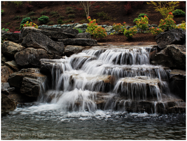 Waterfall - Snoqualmie Falls Casino