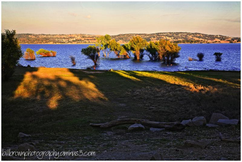 Folsom Lake Sunset