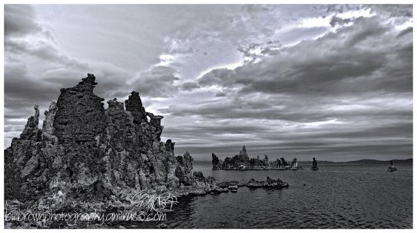 Mono Lake Tufa Formations