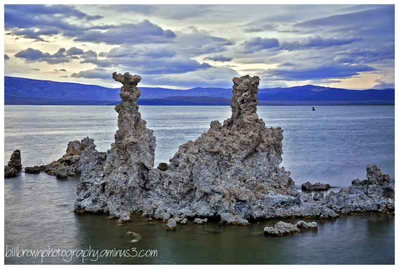 Mono Lake Tufa Formations II