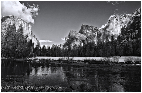 Merced River - Yosemite Valley
