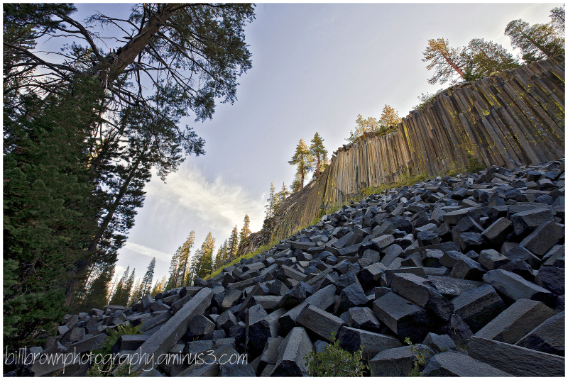 Devils Postpile - 3 of 3