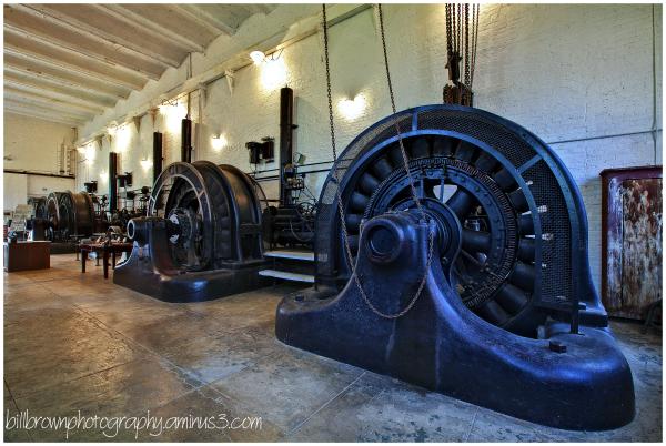 Inside Folsom Powerhouse II