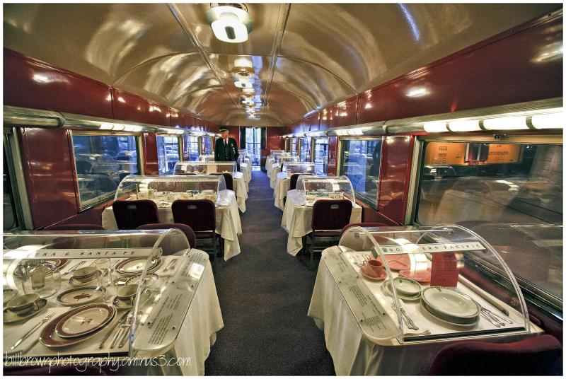 Lightweight Car Seat >> Dining Car No. 1474 Cochiti - Transportation Photos - Bill Brown's Photoblog