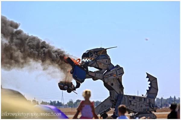 Robosaurus