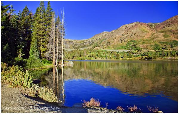 Red Lake - View No. 1