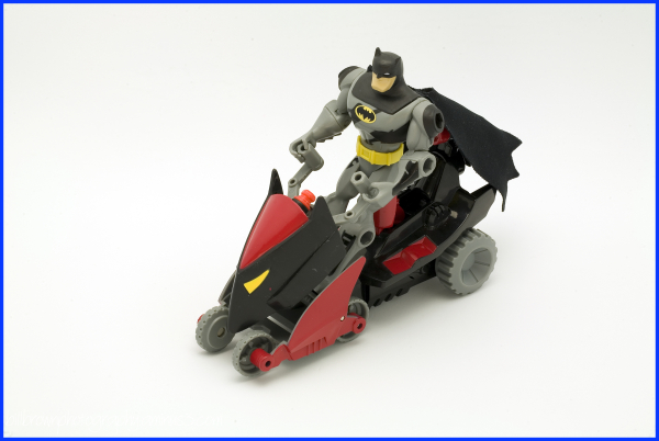 Batman Rides