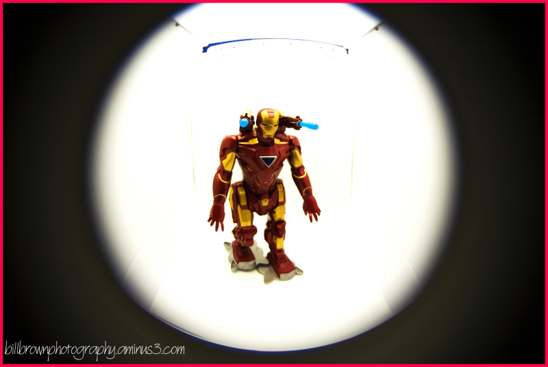 Ironman - Ready for Action
