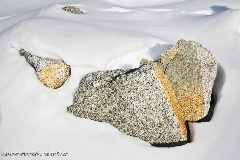 Rocks n Snow