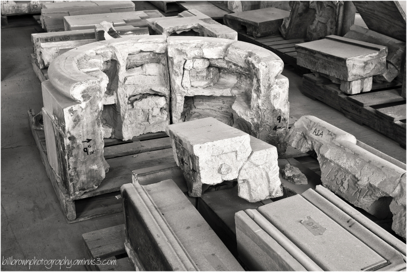 Pieces of Buildings - Gladding McBean Factory