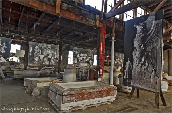 Gladding McBean Factory - Third Floor II