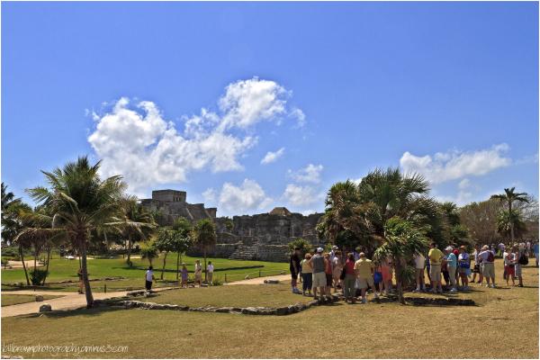 Tulum Mayan Ruins   II