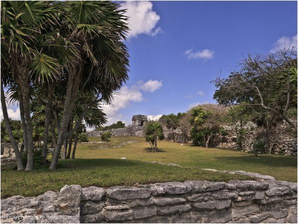 Tulum Mayan Ruins   III