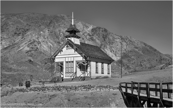 Calico Ghost Town Church