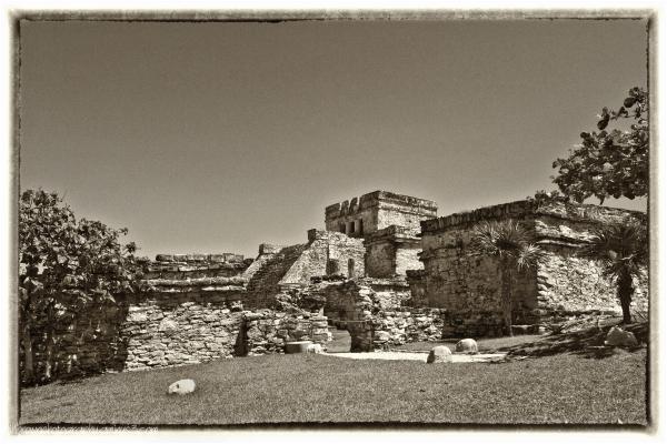 Tulum Mayan Ruins   IV