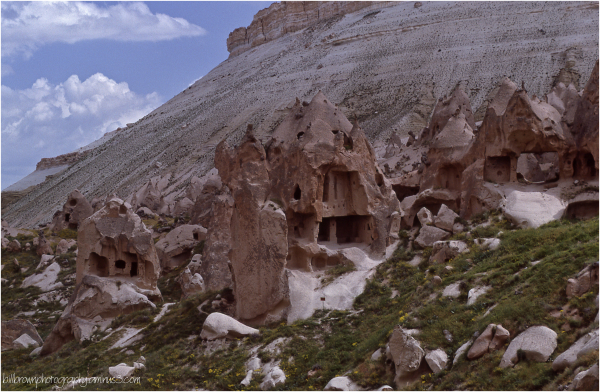 Hoodoos of Cappadocia, Turkey - 2 of 6