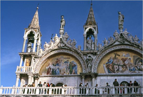 Venice Carnevale 1985 #7