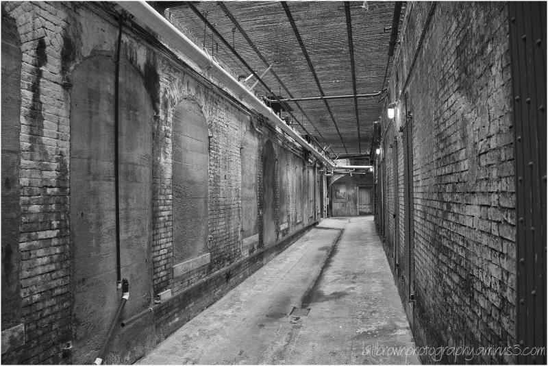 Alcatraz Alley