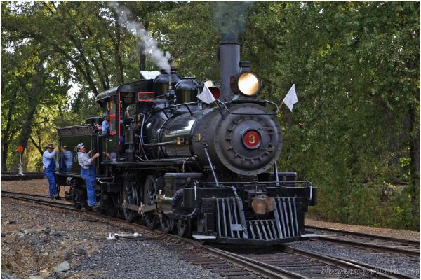 Sierra Railway No. 3