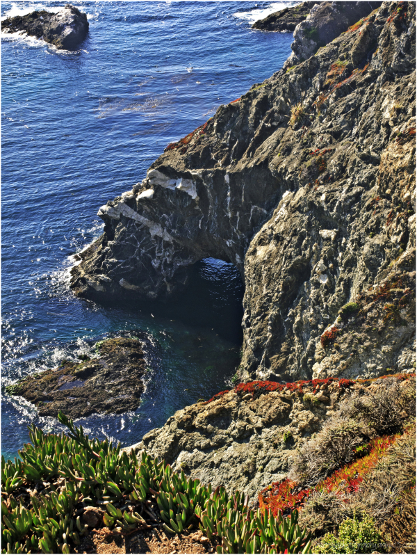 Sea Arch - Big Sur Coast
