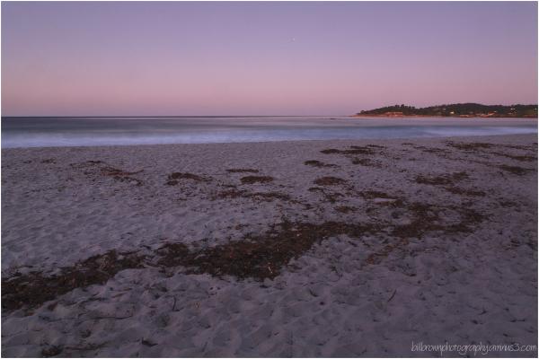 Carmel Beach -  Early Morning Light (I)