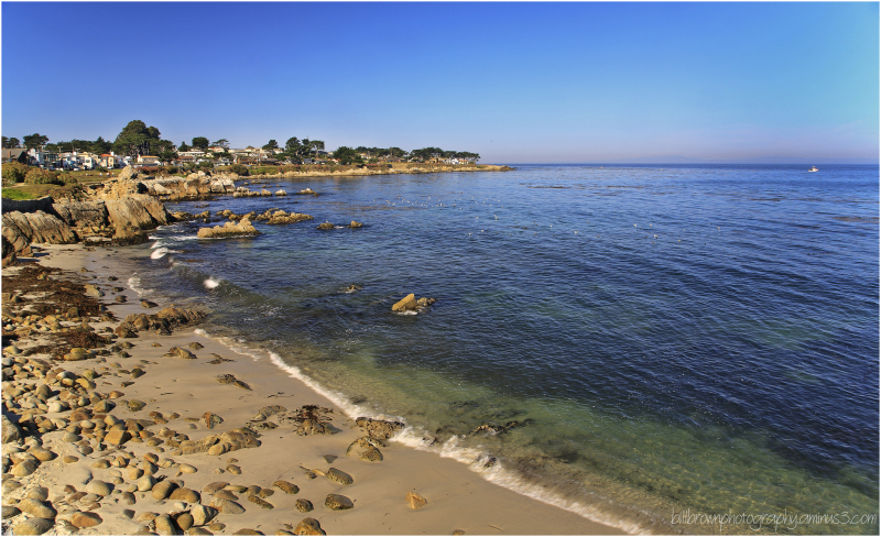 Monterey Bay from Lover's Point