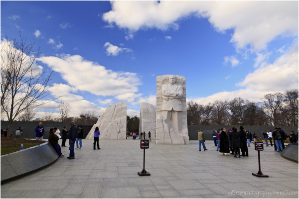 Martin Luther King, Jr. Memorial #2