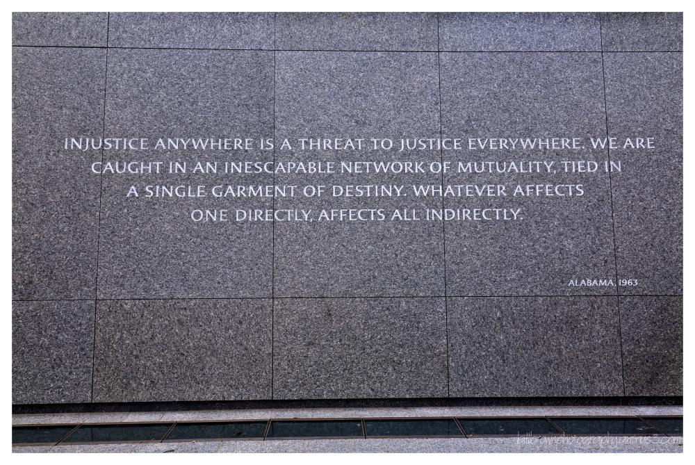 Martin Luther King, Jr. Memorial #7