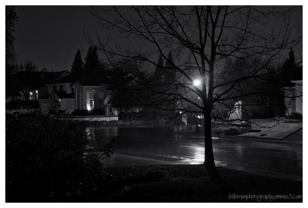 Rainy Night in Folsom