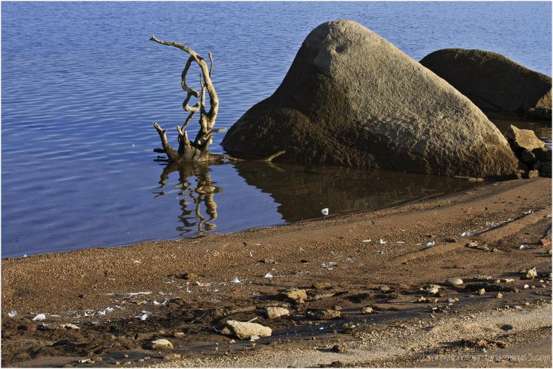 Folsom Lake before the Rain - #6