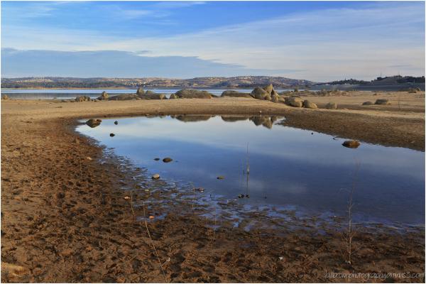 Folsom Lake before the Rain - #7