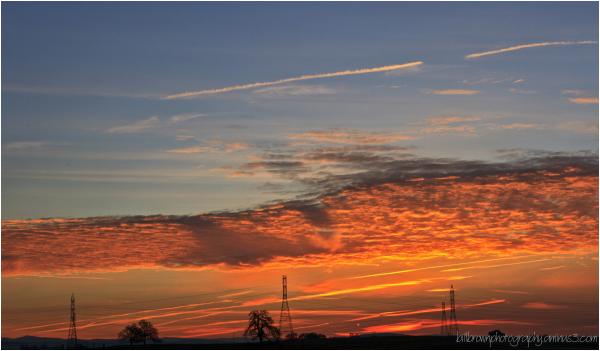 Folsom Sunrise 01252012