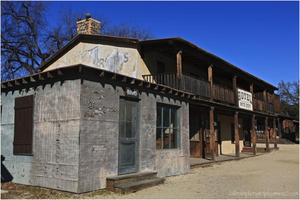 Hotel Mud Bug, Paramount Ranch