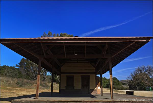 Paramount Ranch Depot