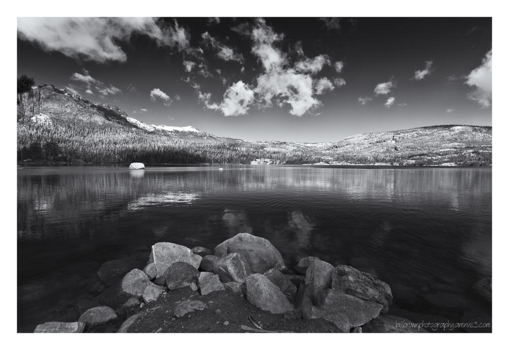 Silver Lake Monochrome