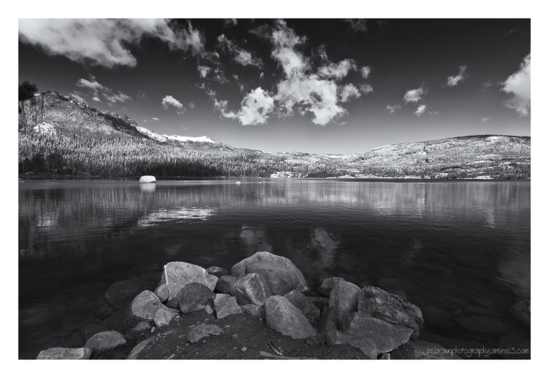 Silver Lake Monochrome