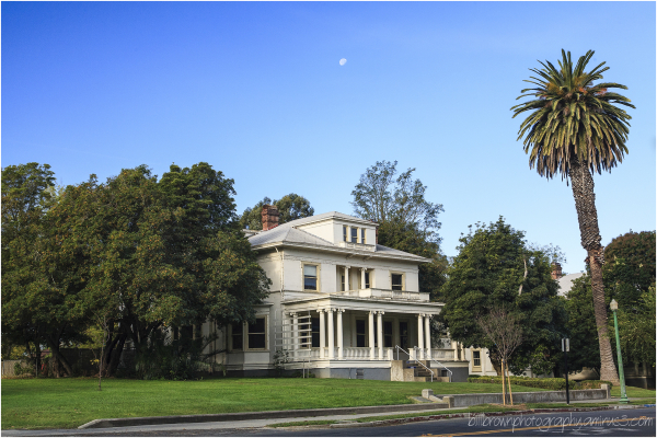 Mare Island Naval Shipyard   Mansion