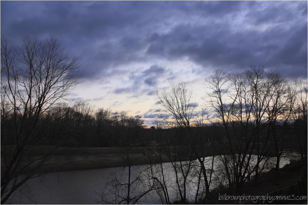 Winter Sunrise - 1 of 2