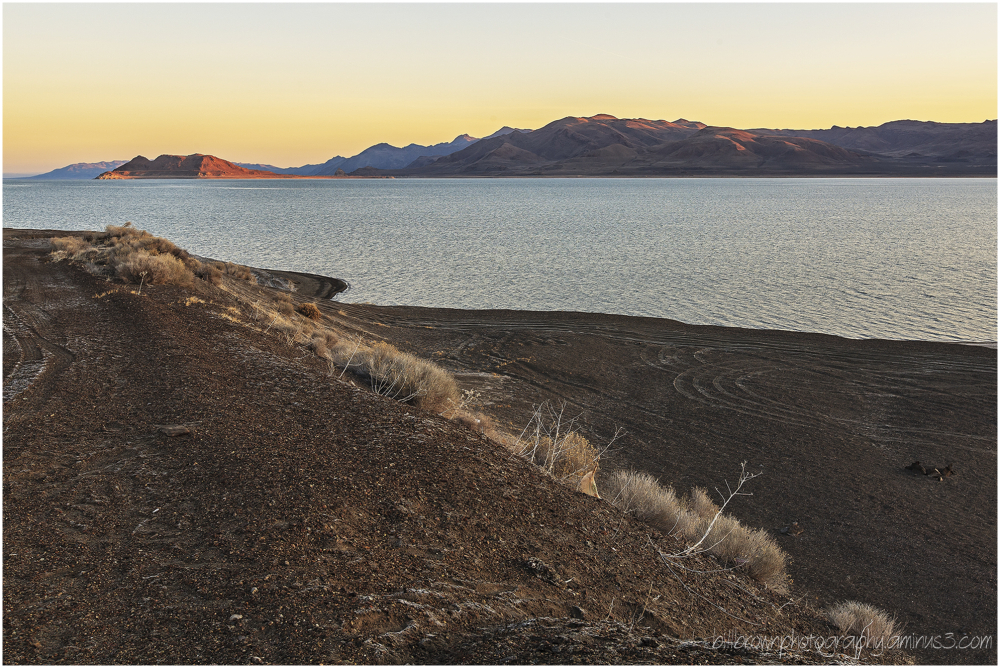 Pyramid Lake Sunrise - 3 of 3
