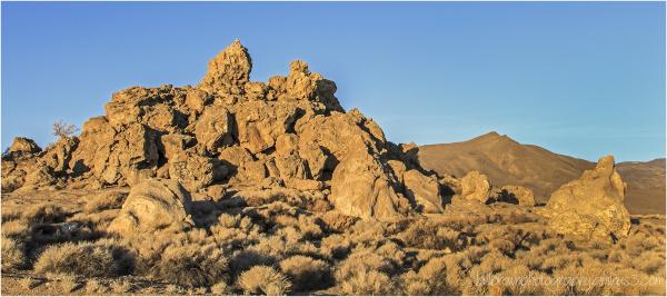 Pyramid Lake Rock Formations 1 of 3