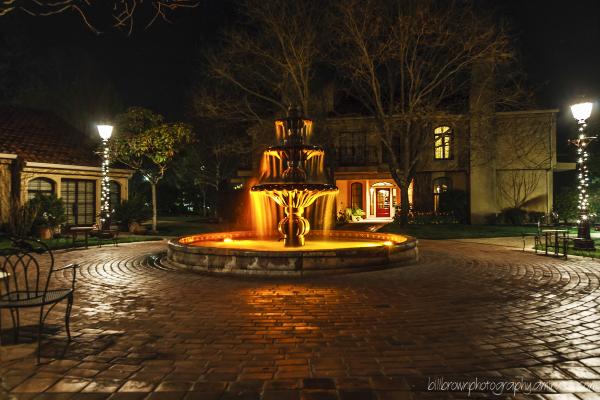 Vintners Inn   Night View