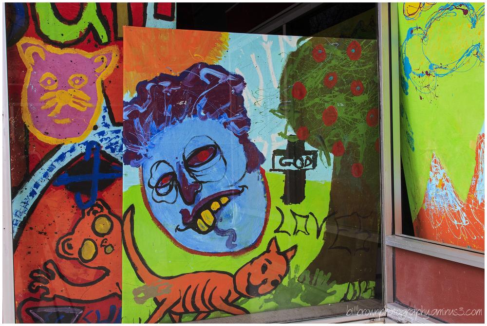 Sacramento Street Art - 3 of 5