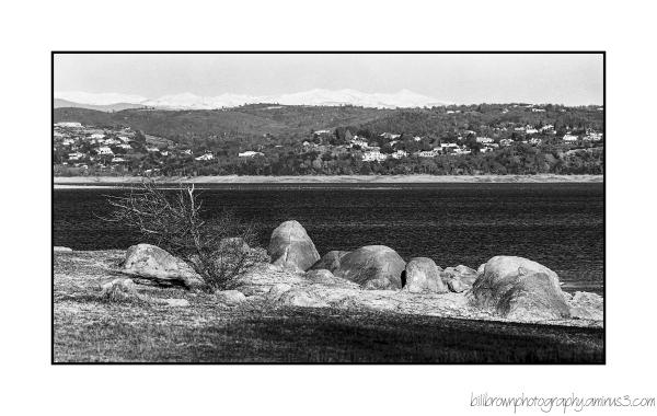 Boulders and Bush