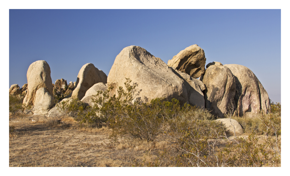 Rock Formations #1