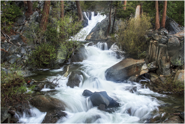 Eagle Creek Cascade - 3 of 3