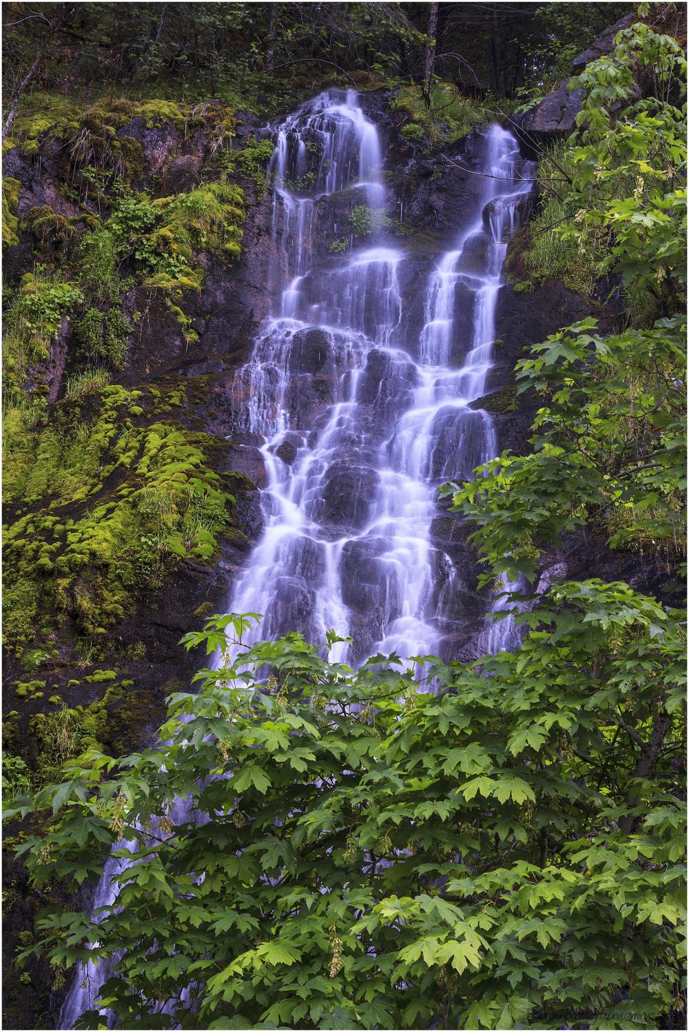 Bridal Veil Falls, Highway 50