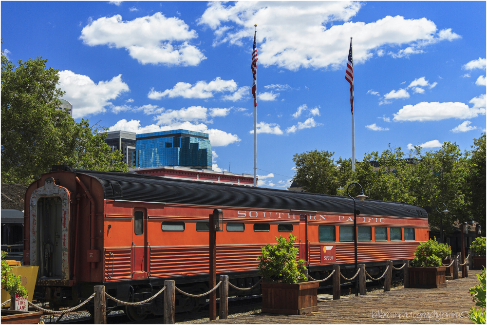 Southern Pacific Car - SP290
