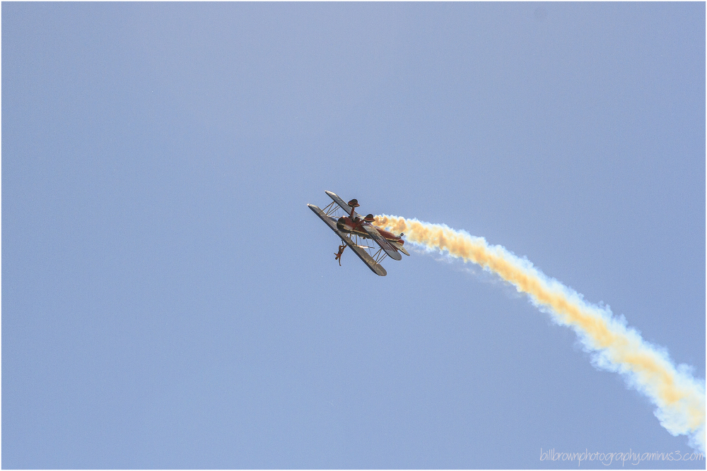 Wing Walker - Capital Air Show