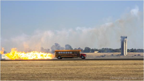 Fast Bus - Capital Air Show